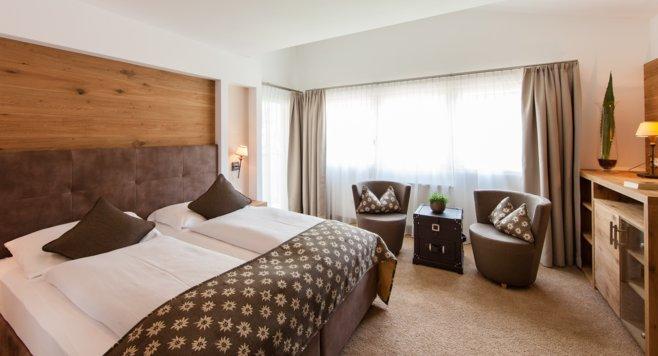 Rustikales Wohnerlebnis Im Hotel Anderlahn In Partschins