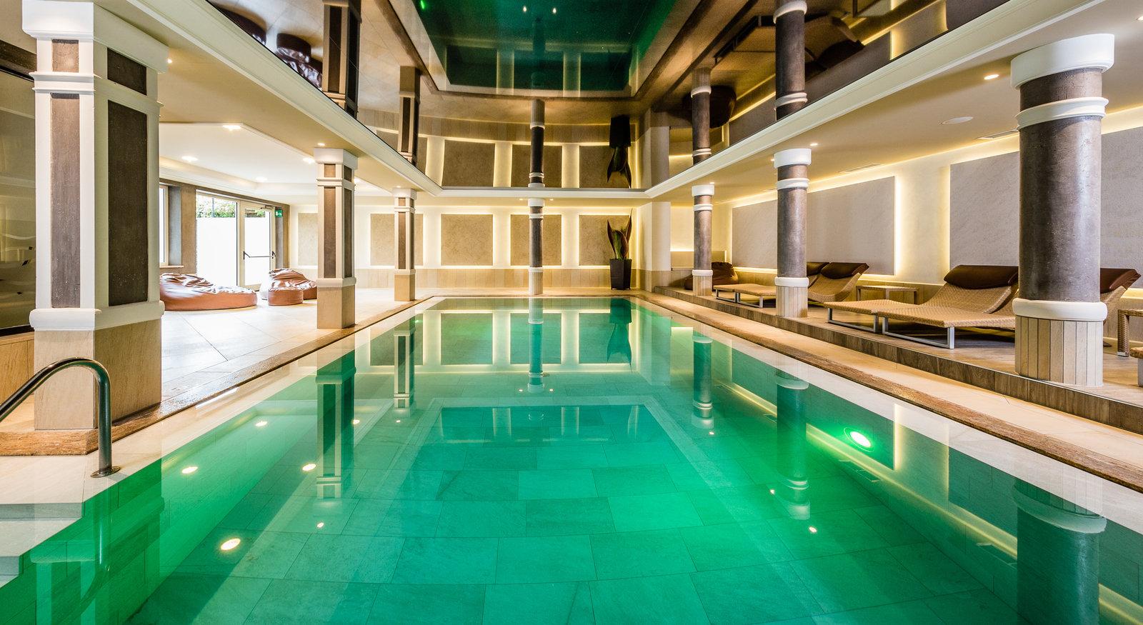 Hotel con piscina coperta in val venosta l 39 area relax - Hotel con piscina coperta ...