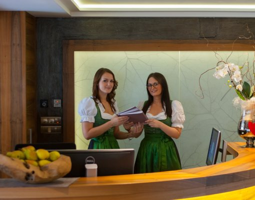 Hotel 4 stelle a Parcines con staff cordiale